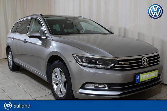 Volkswagen Passat 2,0 TDI 150hk 4MOTION Businessline DAB+/NAVI/WEBASTO