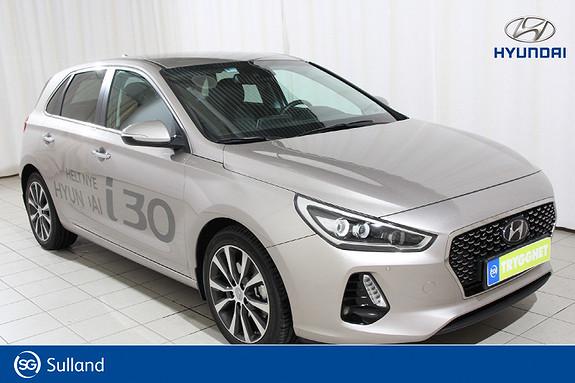 Hyundai i30 1,4 T-GDi Teknikkpakke aut 5dørs