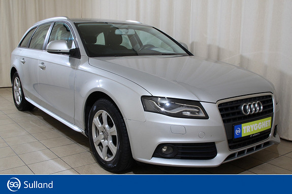 Audi A4 2,0 TDI 120 hk AVANT/DAB+