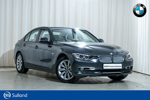 BMW 3-serie 320d 163hk aut Skinn Navi