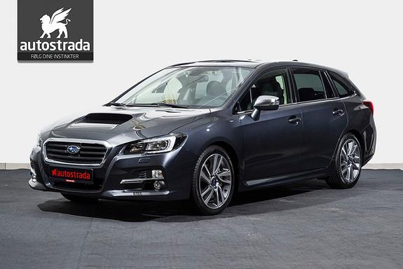 Subaru Levorg 170hk Lin. AWD Premium Navi BT LED