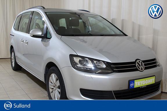 Volkswagen Sharan 2,0 140 TDI BMT Comfortline DAB+