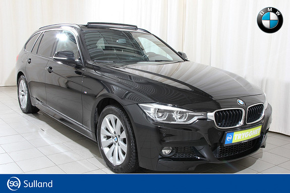BMW 3-serie 320d xDrive 190hk 100 Edition aut Msport, Panorama,navi