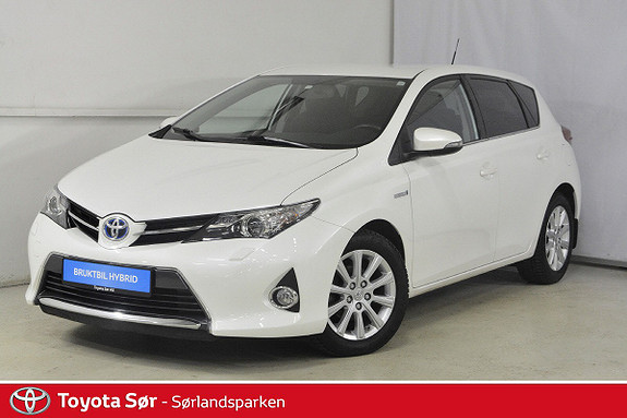Toyota Auris 1,8 Hybrid E-CVT Active+ Innbyttegaranti kr. 20.000,-  2015, 52500 km, kr 219000,-