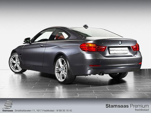 BMW 4-serie 420d (163hk) Coupé aut I Sportline ISkinnI Sportsseter
