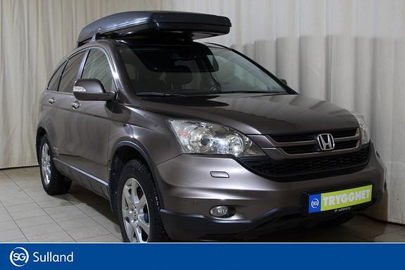 Honda CR-V 2,2 i-DTEC Elegance Lifestyle