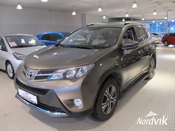 Toyota RAV4 2,0 D-4D 2WD Executive Hengerfeste, DAB, Ryggekamera, N  2015, 44467 km, kr 309000,-