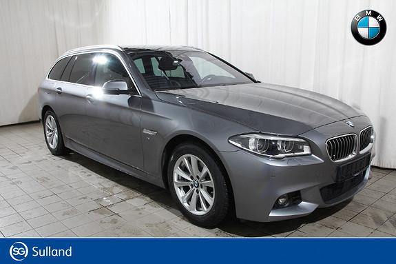BMW 5-serie 520daT xDrive M Spot-Skinn-AdLED-AdCruise-Navi-HUD-Krok
