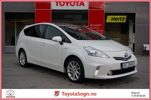 Toyota Prius 1,8 Executive  2015, 65000 km, kr 289000,-