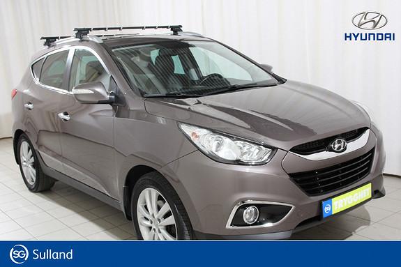 Hyundai ix35 2,0 CRDi E 4WD Comfort