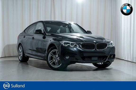 BMW 3-serie 320d xDrive GT 190hk aut M-Sport LED Krok Harman Navi