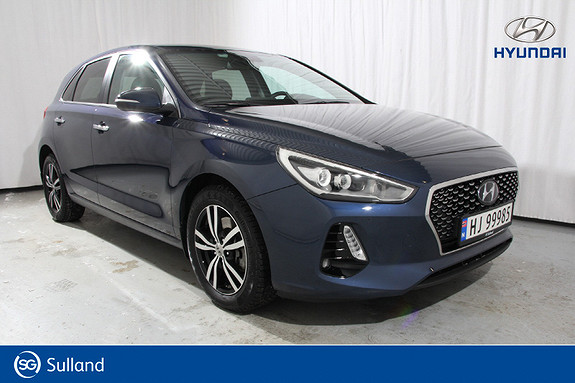 Hyundai i30 1,4 T-GDi Teknikkpakke aut