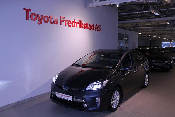 Toyota Prius 1,8 VVT-i Plug-in Hybrid Premium Plug-In  2014, 35752 km, kr 209900,-