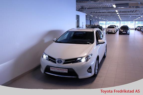 Toyota Auris Touring Sports 1,8 Hybrid Active+  2014, 91100 km, kr 209000,-