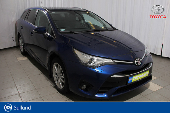 Toyota Avensis Touring Sports 1,8 Active M-drive 7S DAB+, AUTOMAT