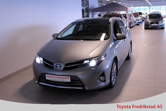 Toyota Auris Touring Sports 1,8 Hybrid Executive  2014, 60000 km, kr 209000,-