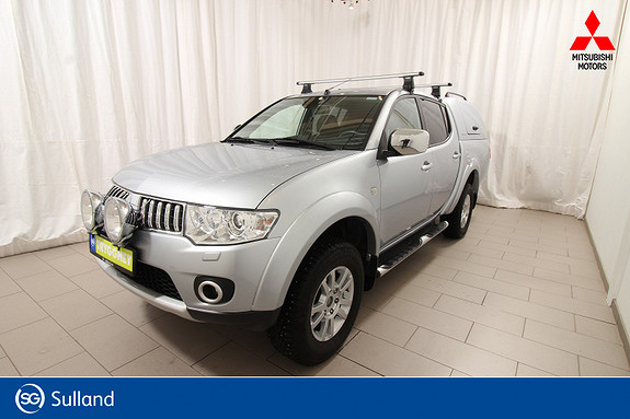 Mitsubishi L200 Double Cab Instyle+ 2.5-178 AT