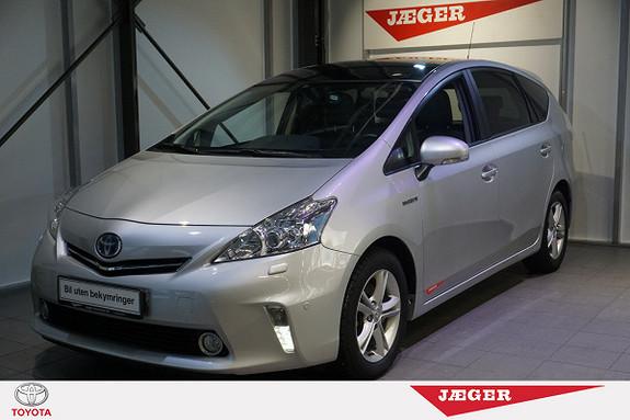 Toyota Prius+ Seven 1,8 VVT-i Hybrid Premium  2014, 38212 km, kr 289000,-