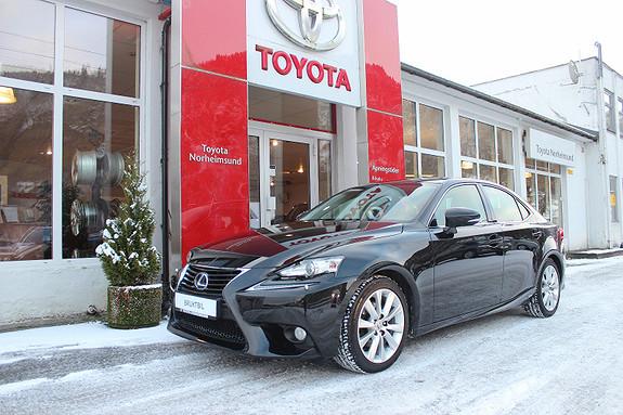 Lexus IS 300h Executive NORSK BIL, 1 EIGAR,  2014, 39600 km, kr 329900,-