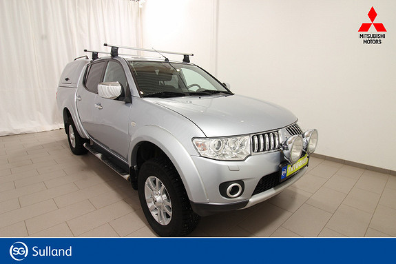 Mitsubishi L200 Double Cab Instyle 2.5-178 AT
