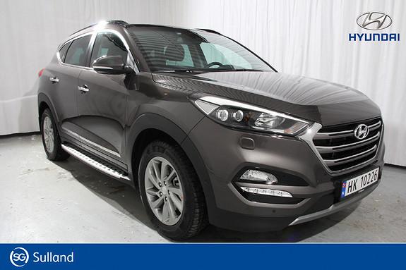 Hyundai Tucson 1,7 CRDi Teknikkpakke aut