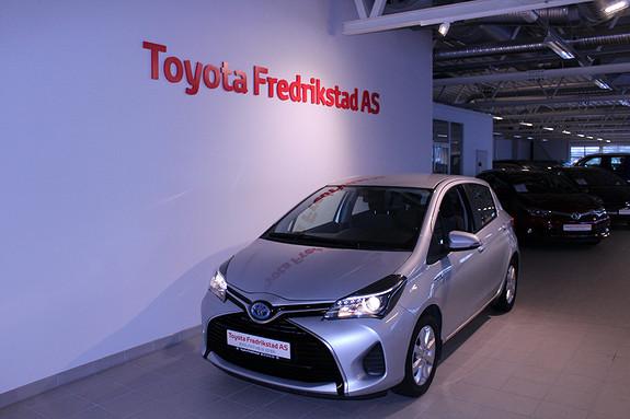 Toyota Yaris 1,5 Hybrid Active  2014, 47670 km, kr 159000,-