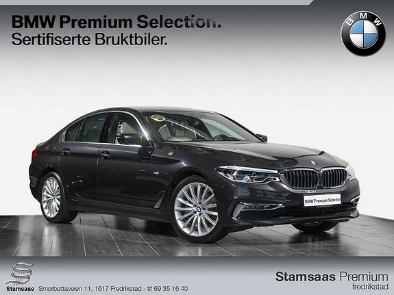 BMW 5-serie 520d xDrive 190hk aut I Head Up I Hengerfeste I Webasto