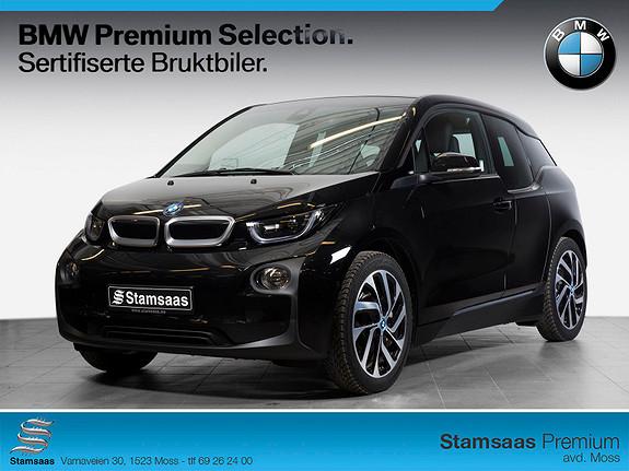 BMW i3 94Ah Fully Charged Edition LEVERING: NÅ! ALT UTSTYR!