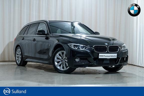 BMW 3-serie 320d xDrive Touring 163hk aut M Driv.ass LED Harman Pan