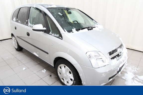 Opel Meriva 1,6 100hk