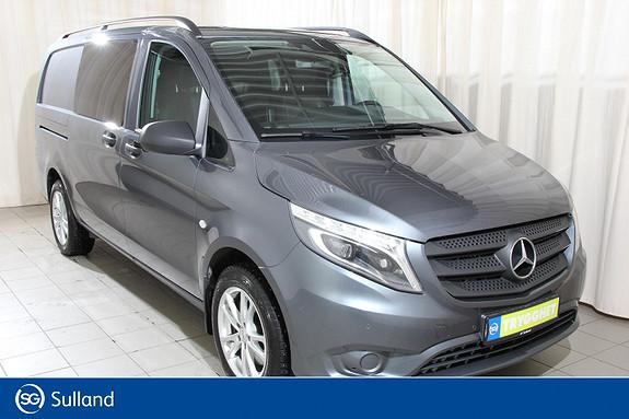 Mercedes-Benz Vito V119 4X4 A2 Lang aut 190hk, 1 eiers bil, servicehist.