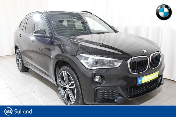 BMW X1 xDrive18d 136hk 100 Edition aut navi,hengerfeste,dab+