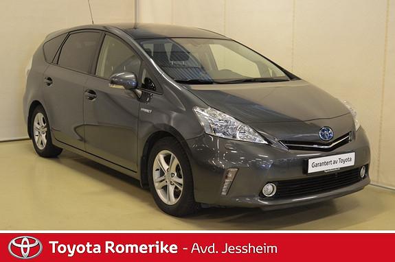 Toyota Prius+ Seven 1,8 VVT-i Hybrid Premium Panoramatak  2013, 59000 km, kr 259000,-
