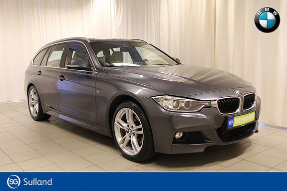 BMW 3-serie 320d xDrive 163hk Advantage Edition aut Msport,dab