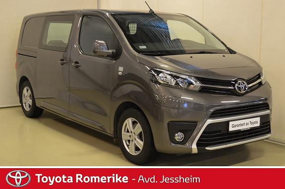Toyota Proace 1,6 D 115 Comfort Medium L1H1  2016, 21500 km, kr 259000,-