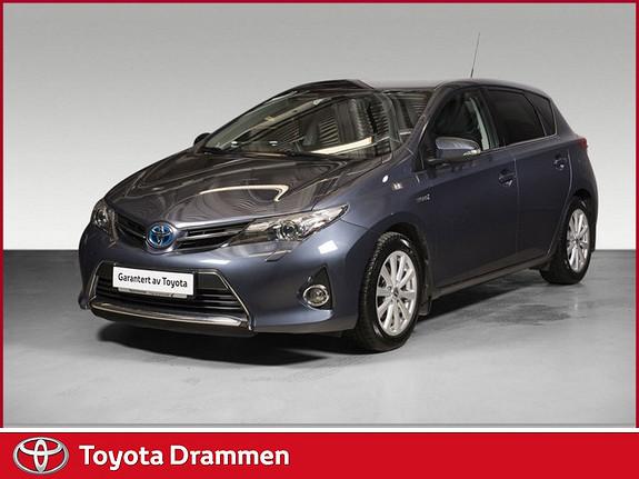 Toyota Auris 1,8 Hybrid E-CVT Active+  2014, 40355 km, kr 189000,-