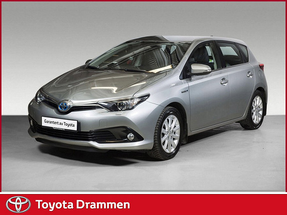 Toyota Auris 1,8 Hybrid E-CVT Active  2016, 47500 km, kr 239000,-
