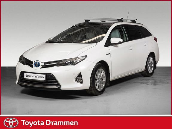 Toyota Auris Touring Sports 1,8 Hybrid Executive  2014, 44395 km, kr 214900,-