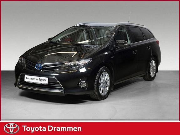 Toyota Auris Touring Sports 1,8 Hybrid Active  2015, 13725 km, kr 229000,-
