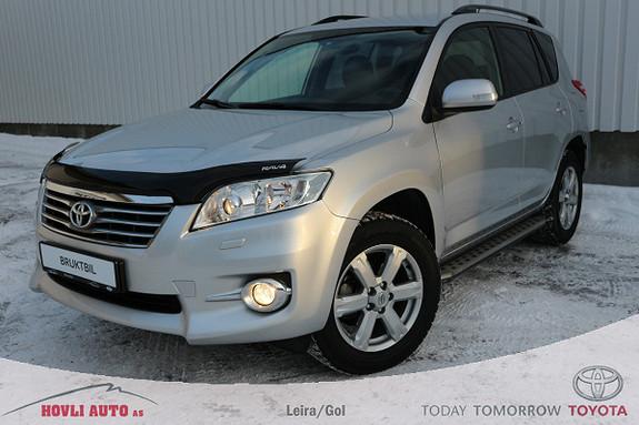 Toyota RAV4 2,0 VVT-i Vanguard Exec.M-drive S // 1 eier // EU 2020  2012, 69000 km, kr 259900,-