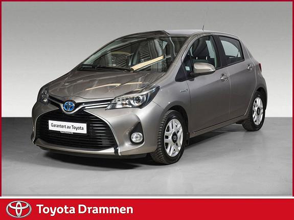 Toyota Yaris 1,5 Hybrid Active+ e-CVT aut  2015, 37370 km, kr 169000,-