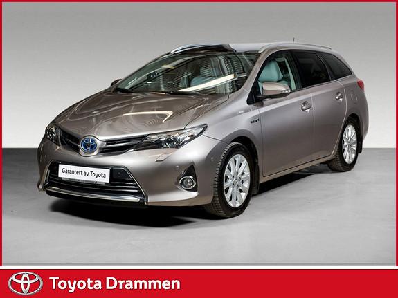 Toyota Auris 1,8 Hybrid E-CVT Executive  2014, 41675 km, kr 214900,-