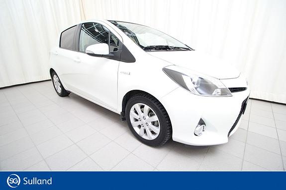 Toyota Yaris 1,5 Hybrid Active e-CVT aut