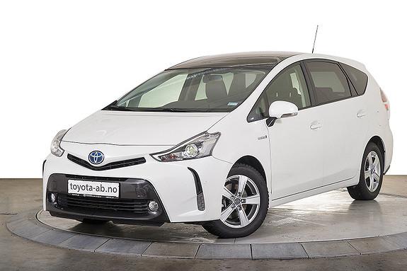 Toyota Prius+ Seven 1,8 VVT-i Hybrid Premium  2016, 20420 km, kr 345000,-