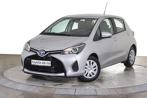Toyota Yaris 1,5 Hybrid Active e-CVT  2016, 47000 km, kr 189000,-