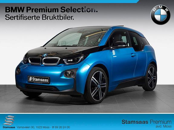 BMW i3 94Ah Fully Charged Edition LEVERING PÅ KORT TID, NORSK!
