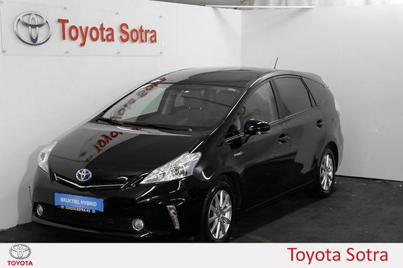 Toyota Prius+ Seven 1,8 VVT-i Hybrid Executive  2012, 95000 km, kr 209000,-