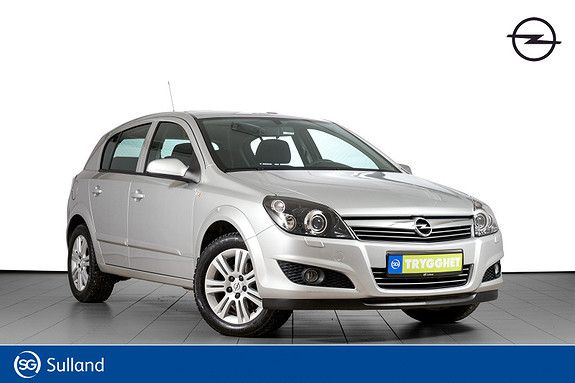 Opel Astra 1,7 CDTI 110 hk ecoFLEX Enjoy EN EIER-SE KJØRELENGDEN !