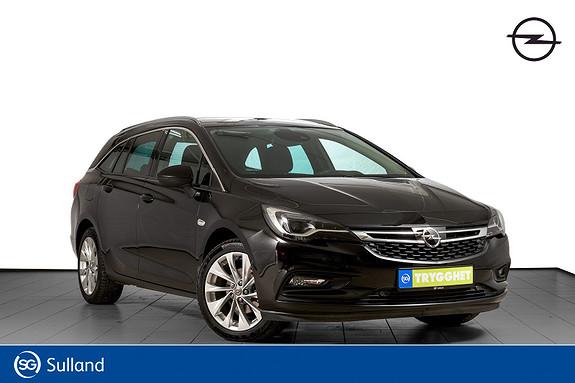 Opel Astra Sports Tourer 1,4 Turbo 150hk Premium aut HENGERFESTE