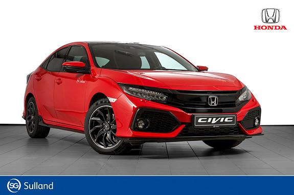 Honda Civic 1,5 Sport Pluss 182HK i-VTEC TURBO-DEMOBIL-VEIL 389 400